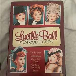 Warner Bros. Other - Lucille ball film collection